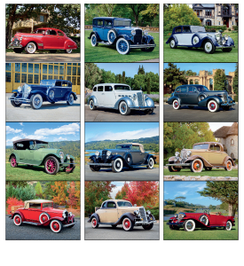 Automotive Classics Calendar