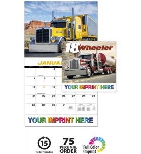 18-Wheeler Calendar