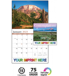 Contemplations Calendar
