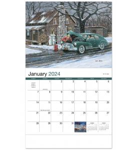 America Remembered Calendar