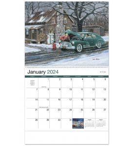 America Remembered Spiral Calendar