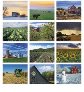 America's Bounty Calendar