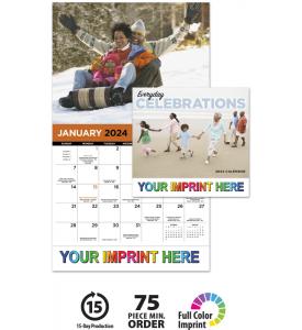 Celebration of Culture Calendar