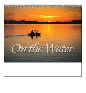 On The Water Spiral Calendar