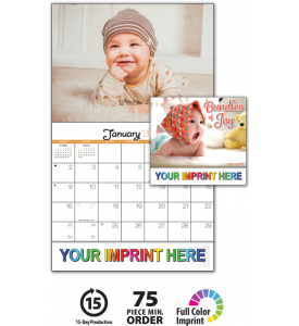 Bundles of Joy Calendar