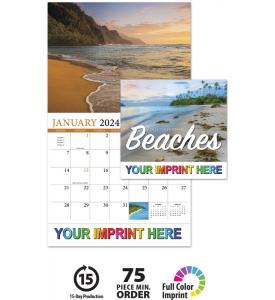 Beaches Calendar II