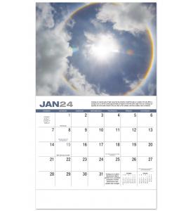 Weather Almanac Calendar