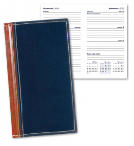 Legacy Delta Pocket Planner, Weekly