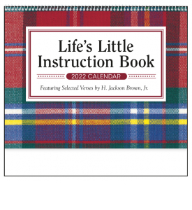 Life's Little Instruction Book Calendar