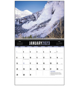 Forces of Nature Calendar