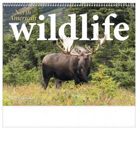 North American Wildlife Calendar
