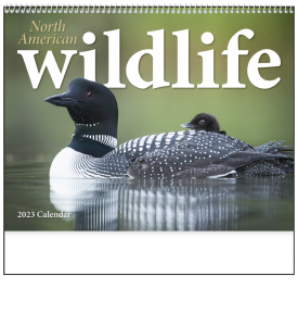 North American Wildlife Calendar