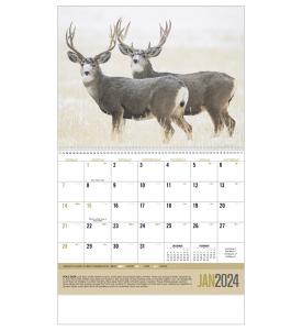 Sportsman Calendar