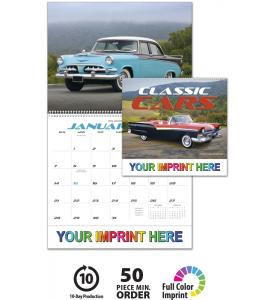 Classic Cars Calendar