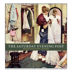 The Saturday Evening Post Calendar IV