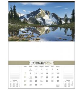 American Splendor II Calendar without Date Blocks