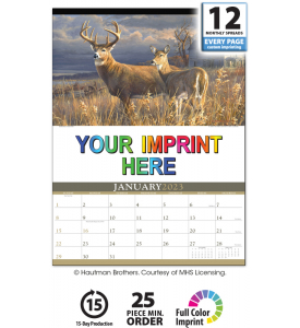 Wildlife Art by the Hautman Brother Calendars
