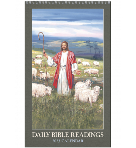 Daily Bible Readings Calendar