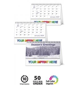 Econo 12-Sheet Desk Calendar