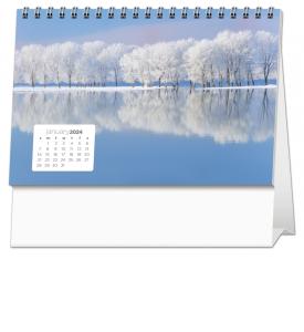 Simplicity Large Desk Calendar