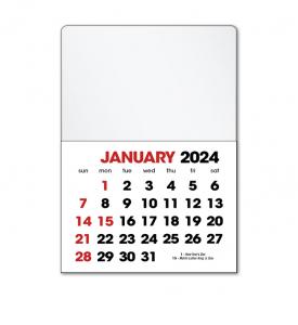 Norwood 13-Month Calendar Full Color Stick Up