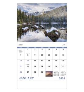 Landscapes Of America Calendar