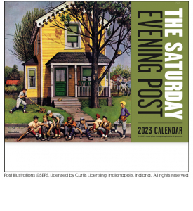 The Saturday Evening Post Calendar