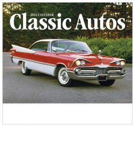 Classic Autos Calendar