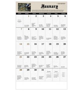 Daily History Calendar