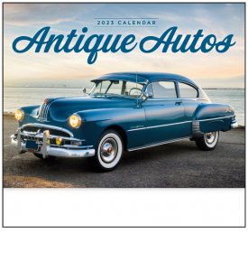 Antique Autos Calendar