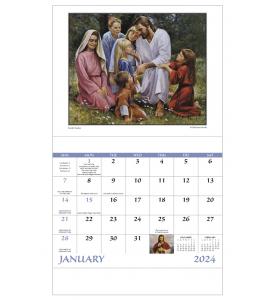 God's Gift Calendar II