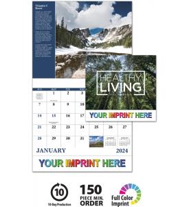 Healthy Living Calendar