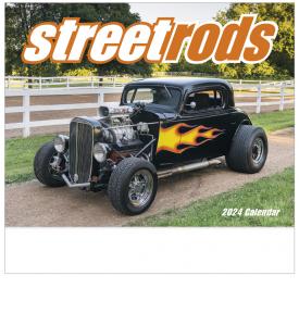 Street Rods Calendar