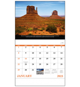 Power of Nature Calendar