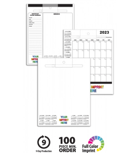 Dry Erase Memo Board Calendars