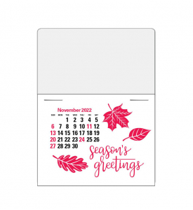 Vitronic 14-Month Press-n-Stick™ Calendar