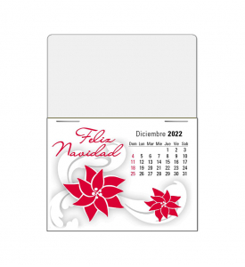 Vitronic Spanish Press-n-Stick™ Calendar