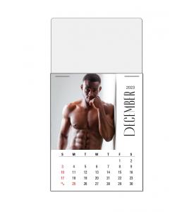 Vitronic Male Call Press-n-Stick™ Calendar