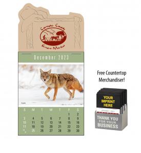 Vitronic Sportsmen Press-n-Stick™ Calendar