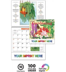 2017 old farmers almanac gardening spiral calendar 10 1 2 quot x 18