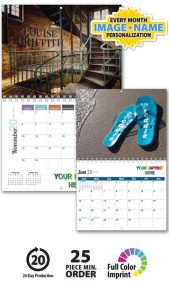 up your game a notch with your name here personalized calendars