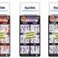 Tradenet Magnetic Business Card Pro Basketball Schedule (Blank/Bulk) Calendar