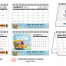 Custom Desk Tent Calendar (8.5x5.5, 12-Sheet)