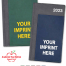 Duo Inset Pocket Planner, Weekly
