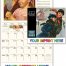 Norman Rockwell Memorable Images Calendar