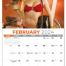 Building Babes Calendar