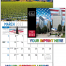 America the Beautiful Calendar