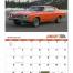 Street Thunder Calendar