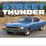 Street Thunder Spiral Calendar