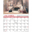 Art of the Holy Land (Catholic) Calendar